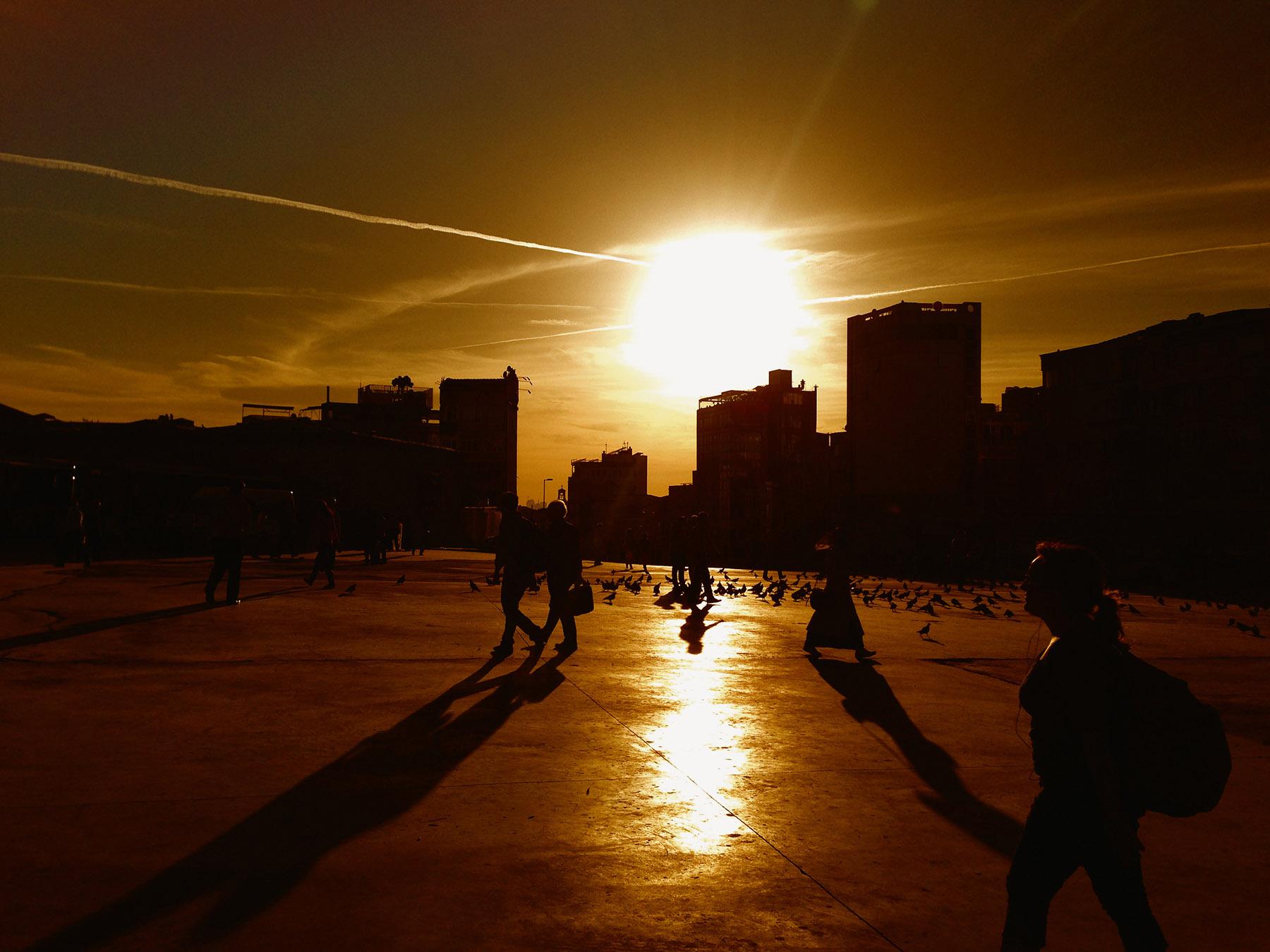 Taksim Sunset